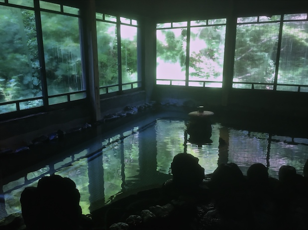 栃尾又温泉「宝巌堂」