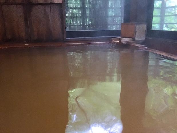 毒沢鉱泉「神乃湯」