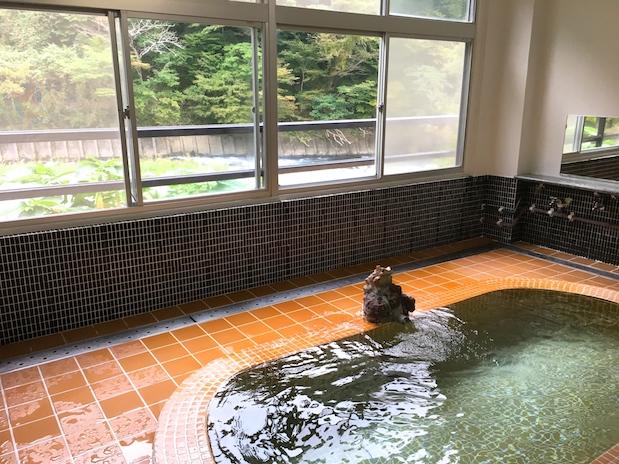 湯ヶ島温泉「河鹿の湯」