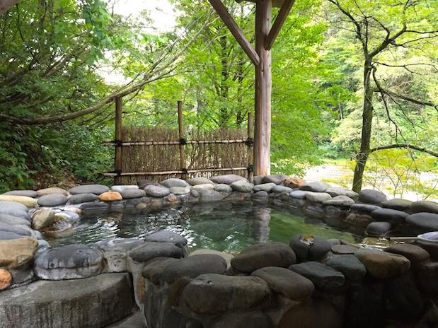 越後長野温泉「嵐渓荘」