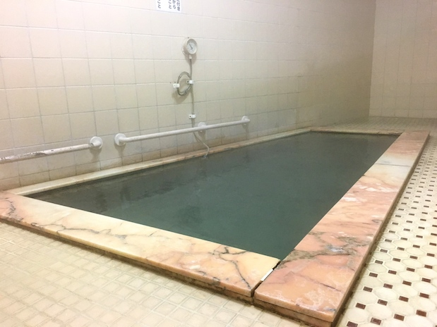 湯河原温泉「ままねの湯」