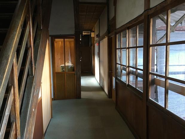 田沢温泉「ますや旅館」