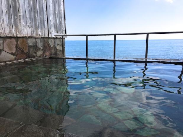 今井浜温泉「船戸の番屋」